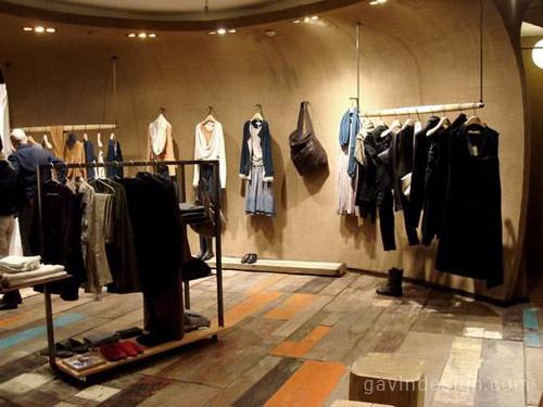 EXCEPTION 例外服饰女装旗舰店设计 服装店设计 旗舰店设计 店面设计