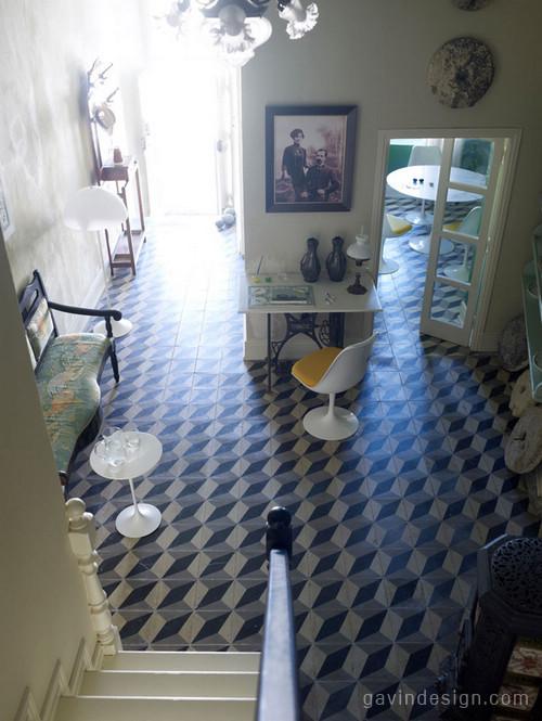 Nisyros的家庭旅馆设计 酒店设计 旅馆设计 希腊