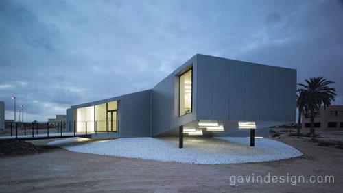西班牙Miguel hernandez大学公共空间设计