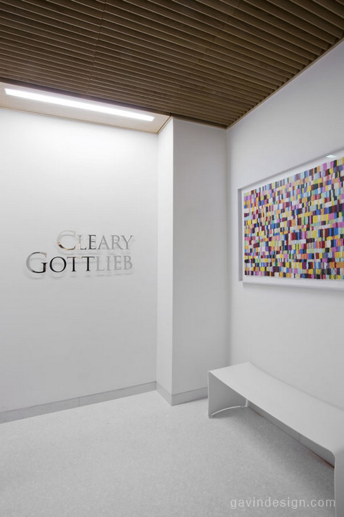 CLEARY GOTTLIEB 律师事务所办公空间设计 工作室设计 办公空间设计 办公室设计