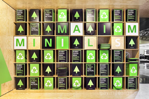 2011法兰克福国际车展(IAA 2011)MINI展台设计 展览设计 展会设计