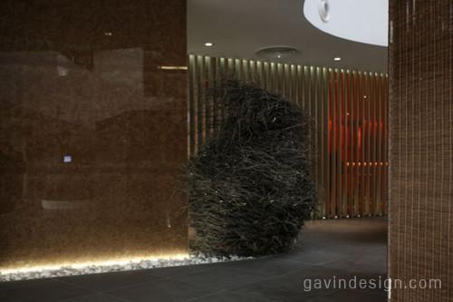 土耳其Radisson酒店大堂室内设计 酒店设计