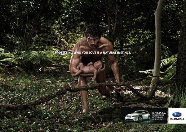 品牌公司创意广告集合(十九) 平面设计 创意图片