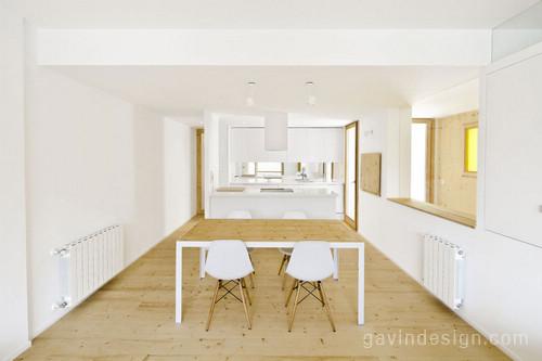 巴塞罗那AN URBAN REFUGE公寓设计 公寓设计