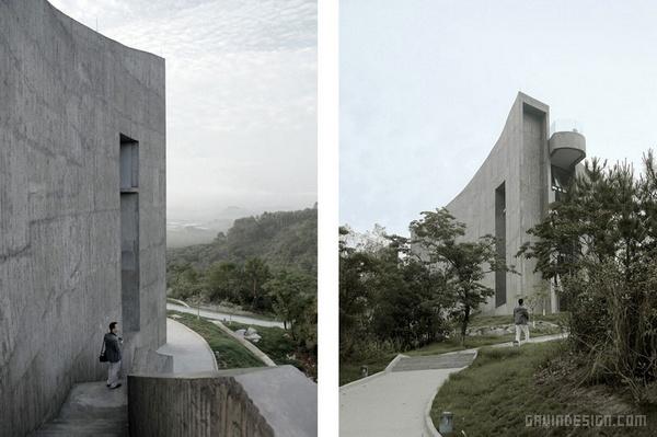 中国广州惠州种子教堂设计 教堂设计
