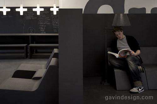 阿姆斯特丹 Gummo 办公空间设计 办公空间设计 办公室设计
