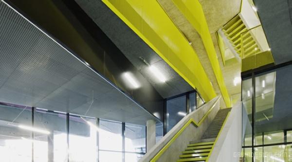 Johannes Kepler 大学科技园设计 科技园设计