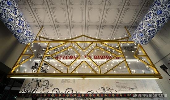 Biribildu Souvlaki 餐厅设计 餐厅设计