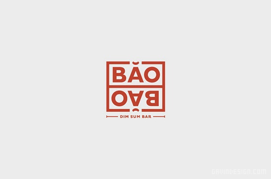 越南 BAOBAO 饺子店设计 饺子店设计 画册设计 标识设计 包子店设计 VI设计 SI设计