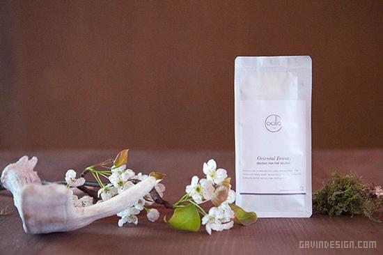 Oollo Tea 花草茶品VI设计 画册设计 海报设计 包装设计 VI设计