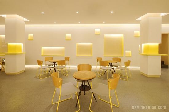 北京言几又书店设计 商业空间设计 书店设计