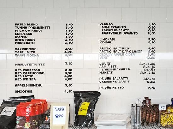 Fazer Café 咖啡馆设计 画册设计 咖啡馆设计 包装设计 VI设计 SI设计