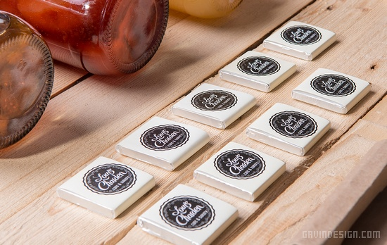 Louis Charden烘焙店VI设计 烘焙店设计 标识设计 VI设计