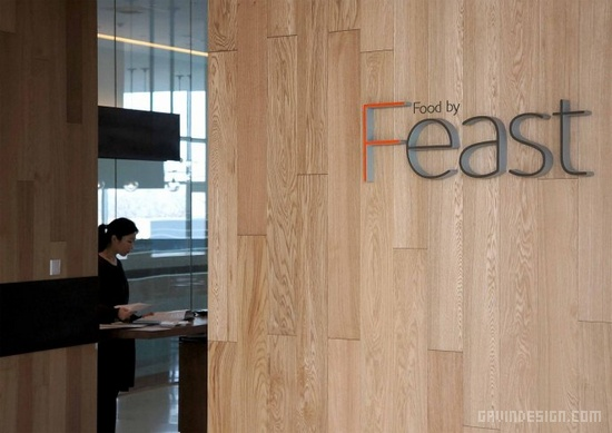 北京东隅酒店环境导示设计 环境导示设计 标识设计