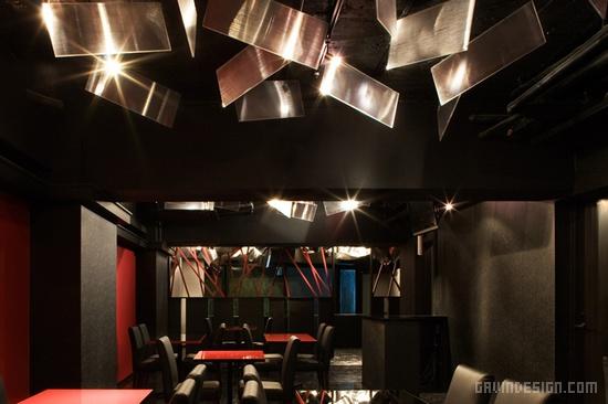 日本 d.light Cave 光洞酒吧设计 餐厅设计 酒吧设计 日本 店面设计