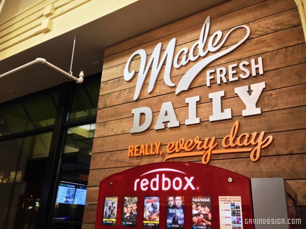 纽约 7 Eleven 概念便利店新形象设计 超市设计 美国 概念店设计 商业空间设计 便利店设计