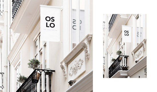 加泰罗尼亚巴伦西亚 Oslo 餐厅设计 餐厅设计 西班牙 商业空间设计