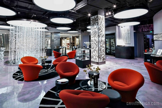 10 Corso Como 北京概念店设计 概念店设计 店面设计 北京 中国