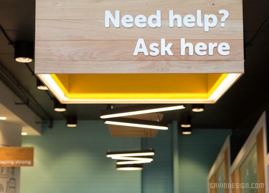 新西兰 AMI 办公室设计 工作室设计 办公空间设计