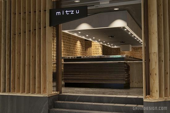 澳大利亚 Mitzu 餐厅设计 餐厅设计 澳大利亚 店面设计