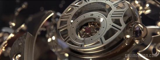 中年女装品牌_卡地亚(Cartier)广告 – Shape Your Time | 戈者设计