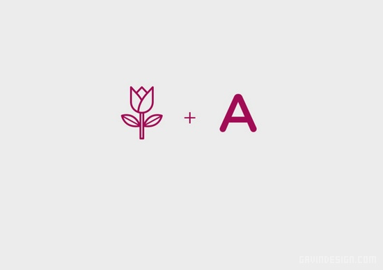 Avril Complementos 时装店VI设计 画册设计 标识设计 名片设计 VI设计