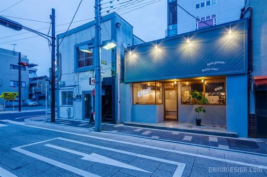 日本群马县高崎市 GIARDINO 餐厅设计 餐厅设计 日本 店面设计