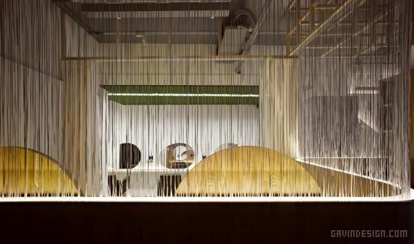 台北 PRIM4 发廊设计 美发沙龙设计 店面设计 台湾 中国