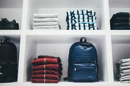 纽约 KITH 时尚店铺设计 连锁店设计 美国 概念店设计 店面设计