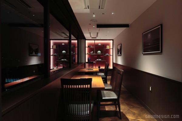 日本大阪小肥羊火锅店设计 餐厅设计 火锅店设计 日本 商业空间设计