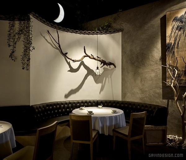 深圳欢乐海岸皖厨中餐厅设计 餐厅设计 深圳 商业空间设计 中国
