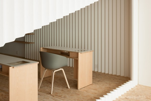 日本大阪 Kolmio+LIM 美甲店设计 美甲店设计 日本 店面设计 商业空间设计
