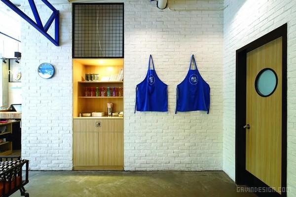上海永久自行车主题咖啡馆设计 自行车店设计 店面设计 商业空间设计 咖啡馆设计 单车店设计 中国 上海