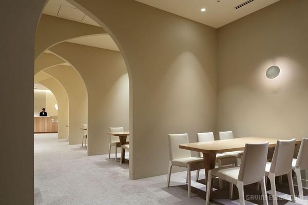 东京 Bridal Salon 婚纱店设计 日本 店面设计 婚纱店设计 商业空间设计