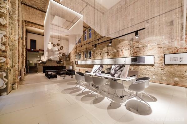 德国柏林 A space 售楼处设计 德国 售楼处设计