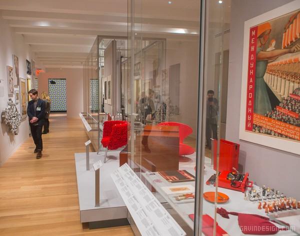 库珀休伊特国家设计博物馆环境导示设计 环境导示设计 导示设计 博物馆设计