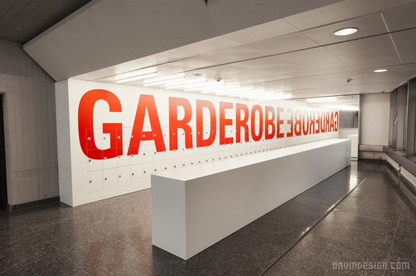德国手工艺博物馆导示设计 环境导示设计 德国 导示设计