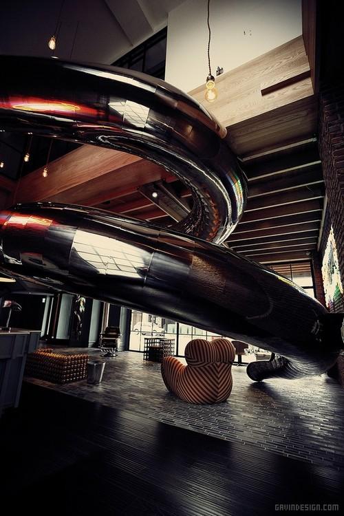 台湾台中 RedDot Hotel 酒店设计 酒店设计 连锁店设计 台湾 中国