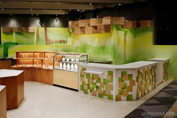 日本千叶市 YUME MARCHE 零售店设计 零售店设计 超市设计 日本 店面设计 商业空间设计 卖场设计