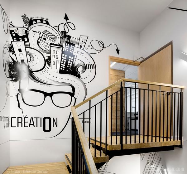 加拿大 STGM 建筑事务所总部办公室设计 加拿大 办公空间设计 办公楼设计 办公室设计