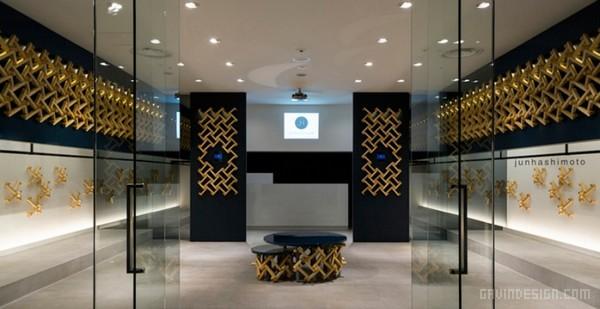 日本东京 Jun Hashimoto(桥本淳)旗舰店设计 日本 旗舰店设计 专卖店设计