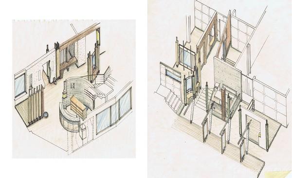 台湾高雄鼎王麻辣火锅店设计 餐厅设计 火锅店设计 商业空间设计 台湾 中国 SI设计