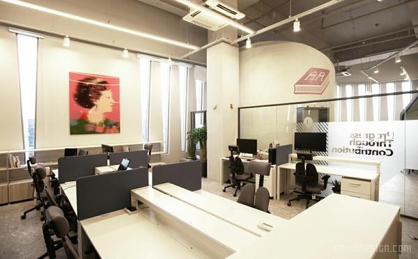 韩国首尔 AlpenRoute 办公室设计 韩国 办公空间设计 办公室设计