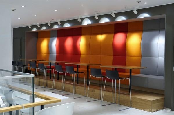 芬兰 Fazer F8 餐厅设计 餐厅设计 旗舰店设计 商业空间设计