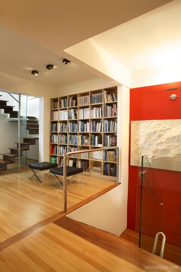 巴西里约热内卢Indio da Costa办公室设计 巴西 办公空间设计 办公室设计