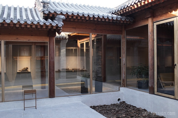 北京梵几客厅家具店设计 茶室设计 家具店设计 商业空间设计 咖啡店设计 咖啡厅设计 北京 中国