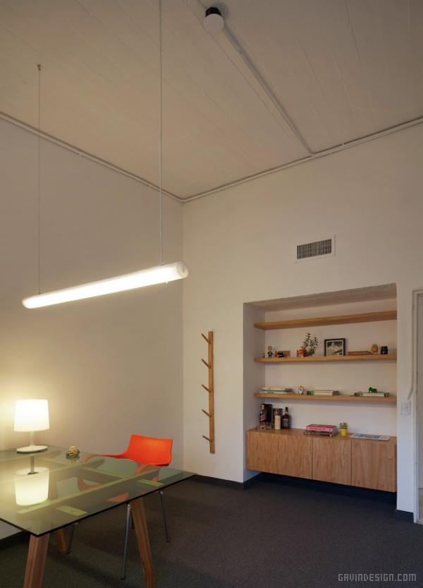 阿根廷布宜诺斯艾利斯 DHNN 办公室设计 办公空间设计 办公室设计