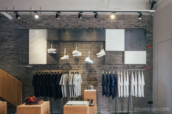 上海 DOE 潮流店铺设计 鞋店设计 店面设计 中国 专卖店设计 上海