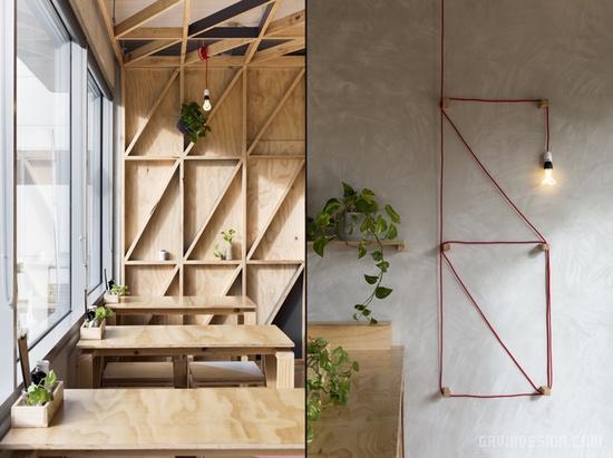 澳大利亚 Jury 咖啡馆设计 澳大利亚 店面设计 咖啡店设计