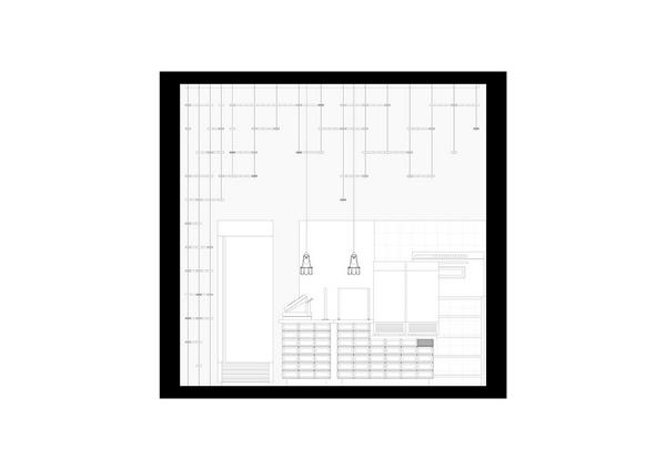 华沙 Przystanek Piekarnia 面包店设计 面包店设计 店面设计 商业空间设计 专卖店设计